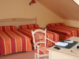 國際之家聖奧賓港酒店, Morannes