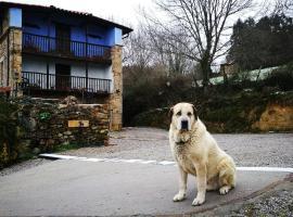 Holiday Home Barrio de Santisteban 13, Ampuero (Limpias yakınında)