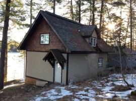 Lakefront Muskoka Cottage, 그라벤허스트