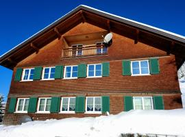 Ferienhaus Im Moos, Lingenau