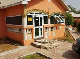 Off-Town Lodge, Dormaa Ahenkro