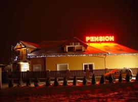Penzion Rozkoš, Pruhonice