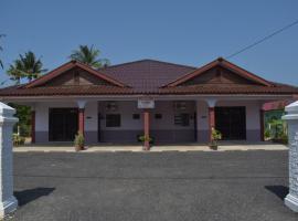 Cempaka Homestay Setiu, Kampong Bari Kechil