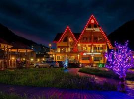 Dream of Baikal Hotel, Listvyanka