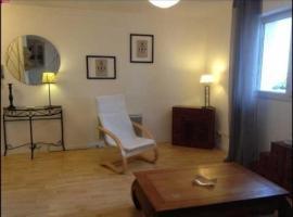 Apartment Bailly suffren, Les Michauts (рядом с городом Lindry)