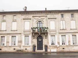 Le Grand Echiquier, Coutras (рядом с городом Guîtres)