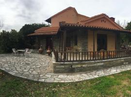 Villa Vesta, Káto Lekhónia (рядом с городом Агрия)
