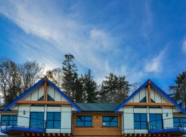 Big Rock Vacation Rental 201, Campbell River (Oyster Bay yakınında)