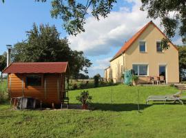 Ferienhaus Loose 8, Letschin (Neuwustrow yakınında)