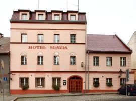 Hotel Slávie, Klášterec nad Ohří