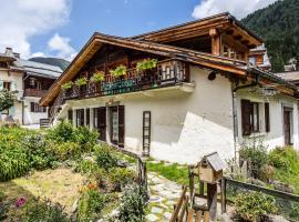 Chalet Le Bachal, Chamonix-Mont-Blanc (Near Argentière)