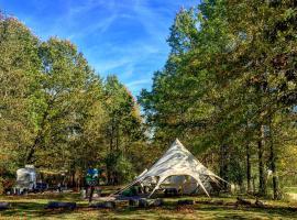 The Eco Camp, Swanton (in de buurt van Wauseon)
