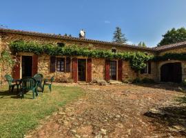 Maison De Vacances - Loubejac 12, Saint-Cernin-de-l'Herm