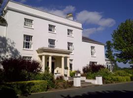 Fishmore Hall, Лудлоу (рядом с городом Hopton Cangeford)