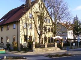 Gasthof Gruner Baum, Bayreuth