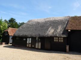 The Thatched Barn, 테임