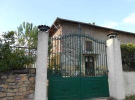 Broc au Lit, Грене (рядом с городом Saint-Oblas)