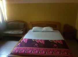 Palm Hotel, Somanya (Near Asuogyaman)