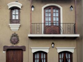 Hotel Boutique Balcón de la Plaza, Salta