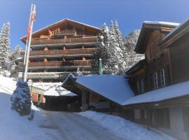 Hotel Du Sauvage Grindelwald