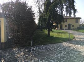 Bonconvento House, Casa delle Curve