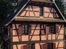 Maison alsacienne, Eschau