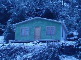Cabaña Pastahue