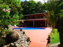 Hotel 3 Rios, Coronado (Caracol yakınında)