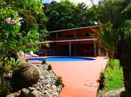 Hotel 3 Rios, Coronado (Salitre yakınında)