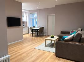 Apartments on Pestelya 14