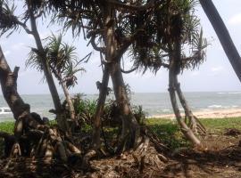 'SAI DHAM' Beach House Bungalow for Rent in Gujjadi, Gangolli (рядом с городом Baindūru)