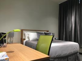University of Alberta - PLH Accommodation