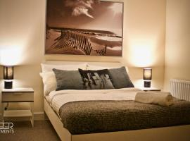 StayDeer beautiful 2 bedroom Apartment in Central MK