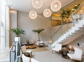 BEST WESTERN Plus Icaraí Design Hotel, Niterói (Jurujuba yakınında)