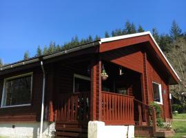 Stravaigin Lodge, Данун (рядом с городом Benmore)