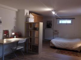 Studio confortable en périphérie de Strasbourg, Мюндольсайм (рядом с городом Vendenheim)