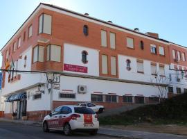 Hotel Vazquez Diaz, Nerva (El Peralejo yakınında)