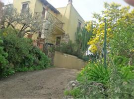 Villetta Verde, Agrigento (Montaperto yakınında)