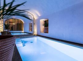 Laz' Hotel Spa Urbain Paris