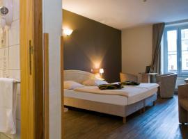 Hotel Grenier des Grottes, Han-sur-Lesse (Belvaux yakınında)