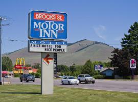 Brooks St. Motor Inn, Missoula (in de buurt van Lolo Hot Springs)