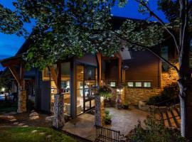 Predator Ridge Resort, Vernon (Oyama yakınında)