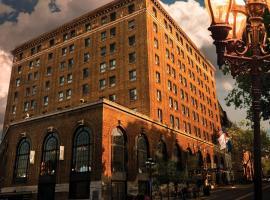 Historic Hotel Bethlehem, Bethlehem