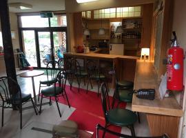 十和田湖青年旅館