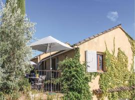 One-Bedroom Holiday Home in Goult, Goult