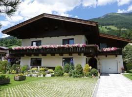 Gästehaus Margareta, Wald im Pinzgau (Vorderkrimml yakınında)