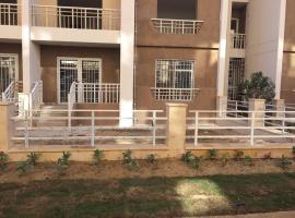 Ground Floor Apartment with Private Garden - Families Only, Le Caire (À proximité de: Madīnat ash Shurūq)
