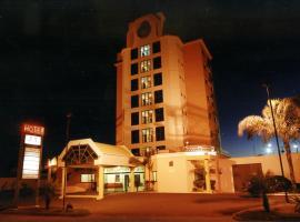 Carlton Plaza Hotel Uberlandia, Uberlândia (Tupaciguara yakınında)