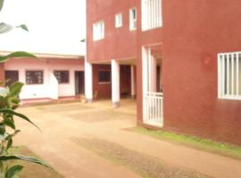 Guesthouse, Bafoussam (Near Moungo)