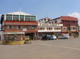 Hotel Diamant, Antsirabe